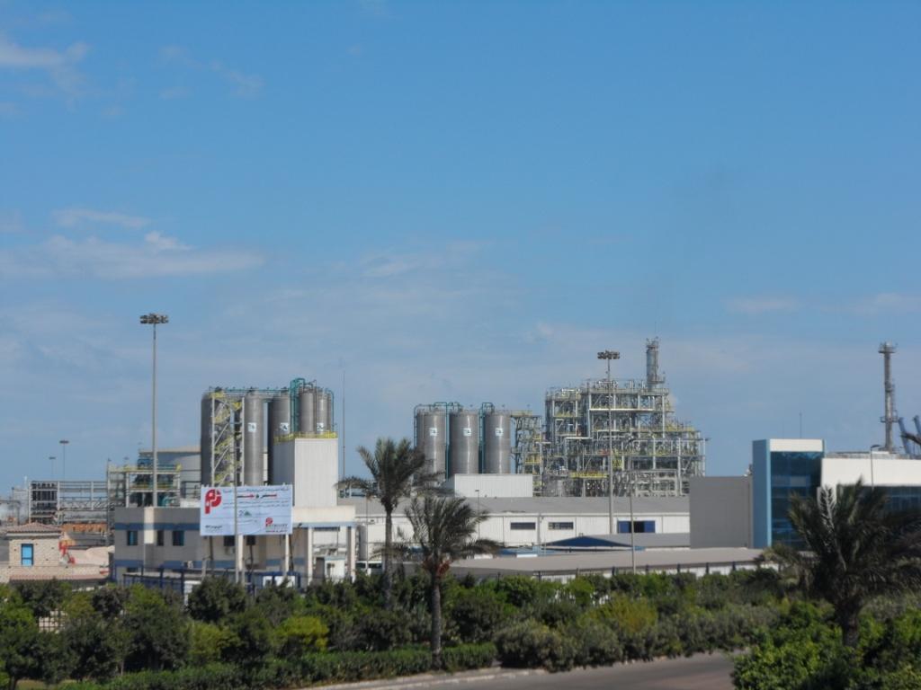 Petrojet_Alexandria_Polyethylene_Project