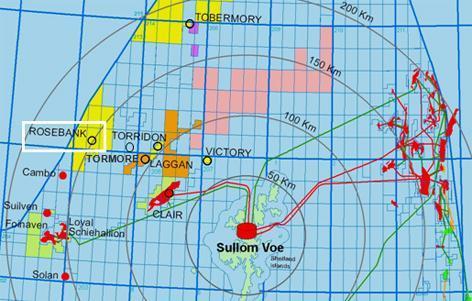 Rosebank_oil_and_gas_field_map