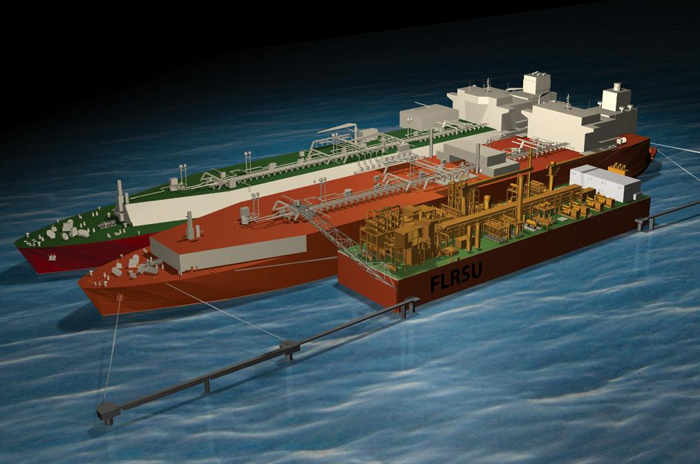 BC-LNG_Exmar-LNG_Wison-FLSU_Project