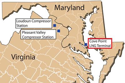Dominion_Cove-Point-LNG_Terminal_Map