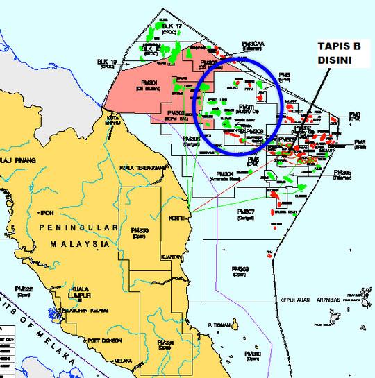 Murphy_Petronas_Kenarong-Pertang_Block-PM311_Map