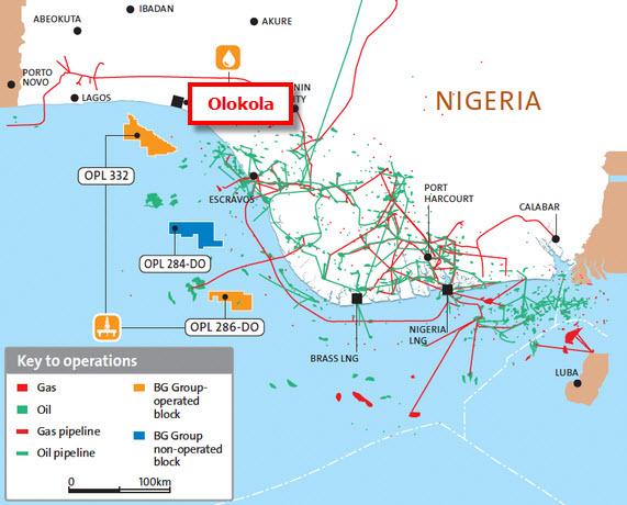 Nigeria_Dangote_Olokola_Refinery_Project_Map