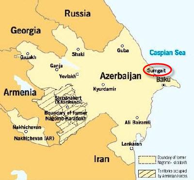 Socar_Samsung_Sumgayit_Fertlizer_Project_map