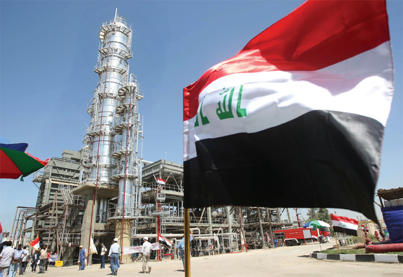 Eni_Iraq_Zubair_Degassing_Station_Project