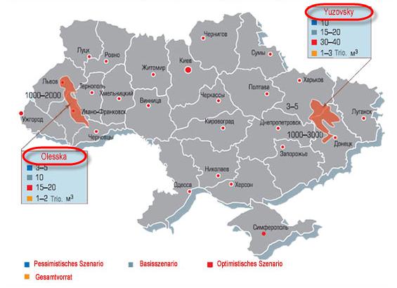 Chevron_Shell_Eni_Ukraine_Shale-gas_Map