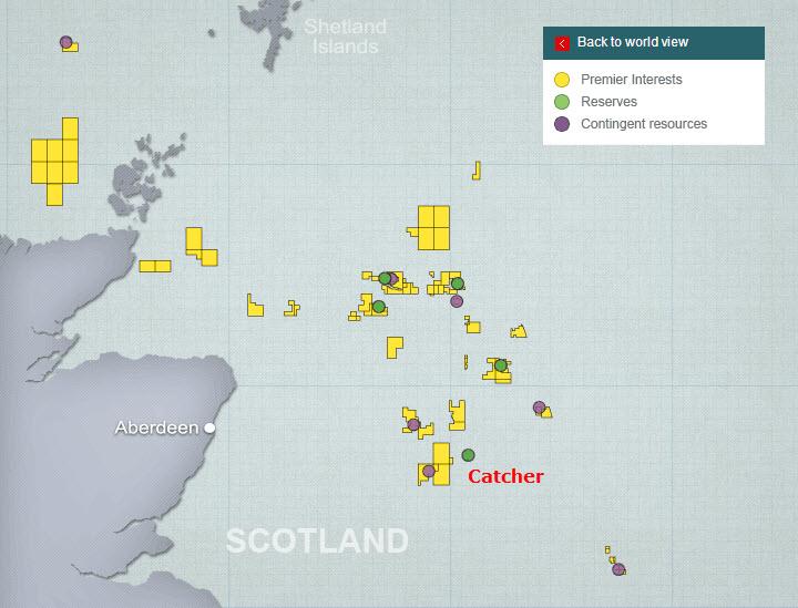 Premier-Oil_Catcher_FPSO_North-Sea_Map