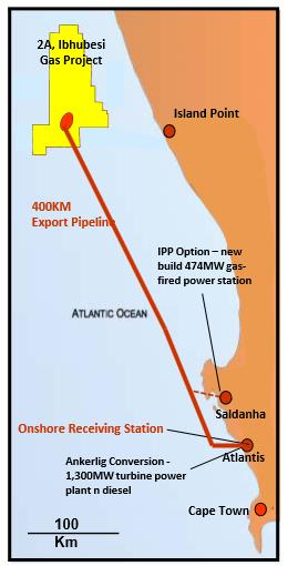 Sunbird_Ibhubesi_FPSO_and_Pipeline_map