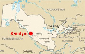 Lukoil_Kandym_Uzbekistan_Project_Map