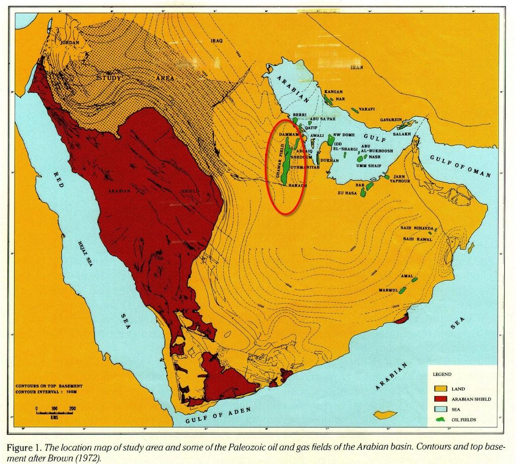 Saudi_Arabia_Qusaiba_South-Ghawar_Shale_Gas_Gas-Central-Processing-Facilities_Map