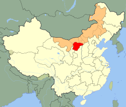 Total_China-Power-Investment_Coal-to-Olefins_Inner-Mogolia_Project-Map