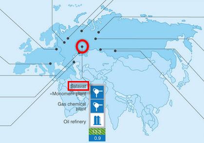 Gazprom_Neftekhim_Salavat_Ethylene_Volga_Expansion_Project_Map