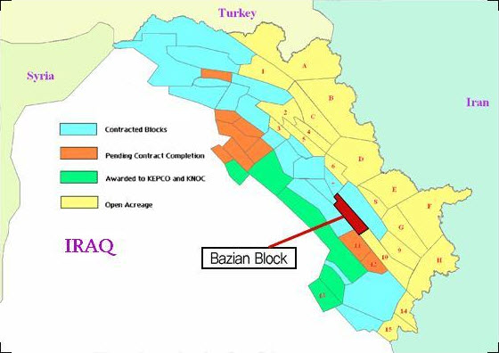 Qaiwan_Baizan-Refinery-Expansion-Project-Phase-3_BREP3_Technip_FEED_Map