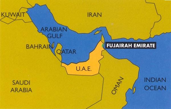 Petrixo_Fujairah_Bio-Fuel_Refinery_Map