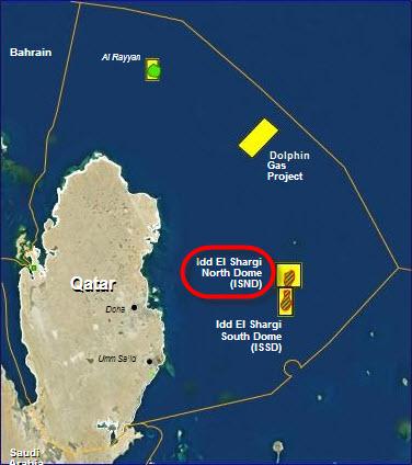 Oxy_Qatar-Petroleum_Idd-Al-Shargi_Fifth-Phase_Map