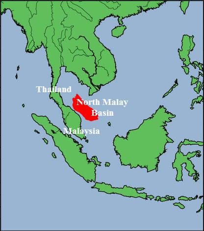 Hess-Petronas_North-Malay-Basin_Bergading_Central-Processing-Platform_Map