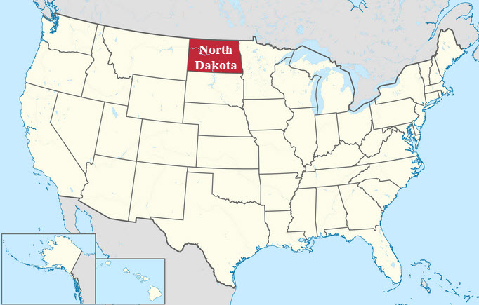 Badlands-NGL_North-Dakota_Polyethylene_Project_Map