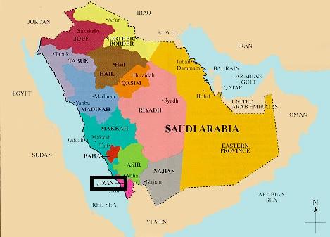 Saudi-Aramco_Jizan_Refinery_Map