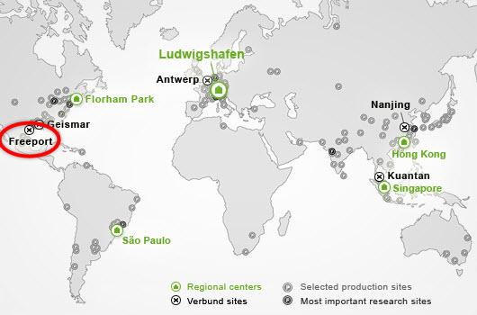 BASF_Freeport_Methane-to-Propylene_Project_Map
