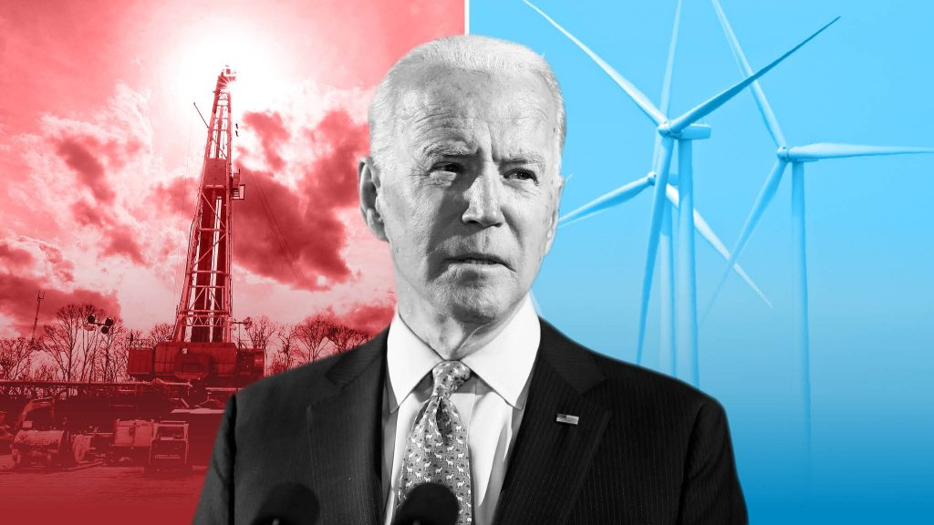 President Biden will have to compose to build US energy strategy