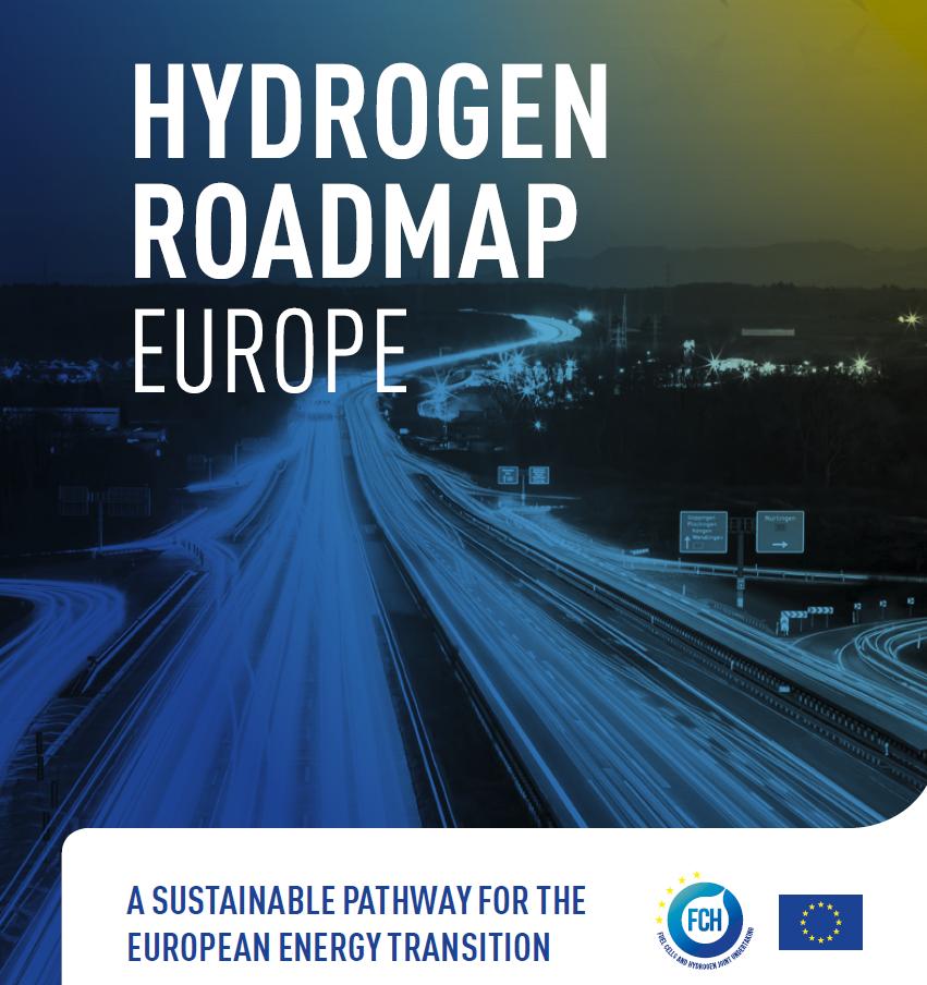 Hydrogen Roadmap Europe Union - Energy Market 2021